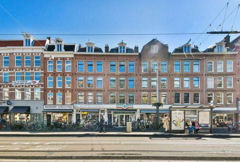 Amsterdam – Bilderdijkstraat 177-3A