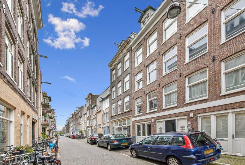 Amsterdam – Goudsbloemstraat 183II