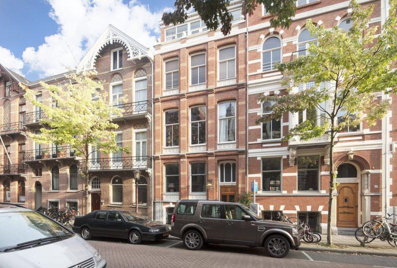 Amsterdam – Roemer Visscherstraat 19HS