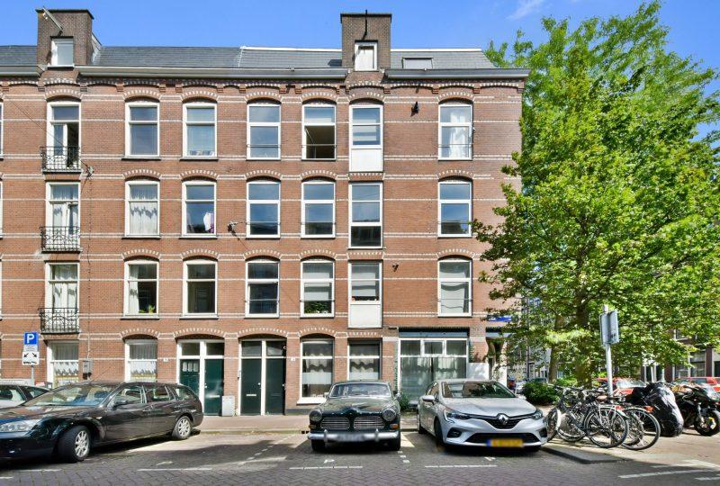 Amsterdam – Groen van Prinstererstraat 5II