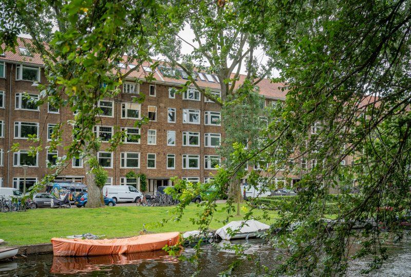 Amsterdam – Postjeskade 113II
