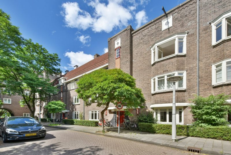 Amsterdam – Simsonstraat 11II