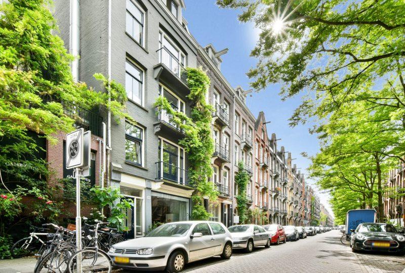 Amsterdam – Rustenburgerstraat 391BG +I