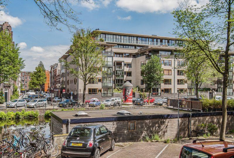 Amsterdam – Ter Haarstraat 23B + PP