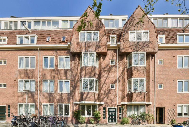 Amsterdam – Jozef Israelskade 82BG