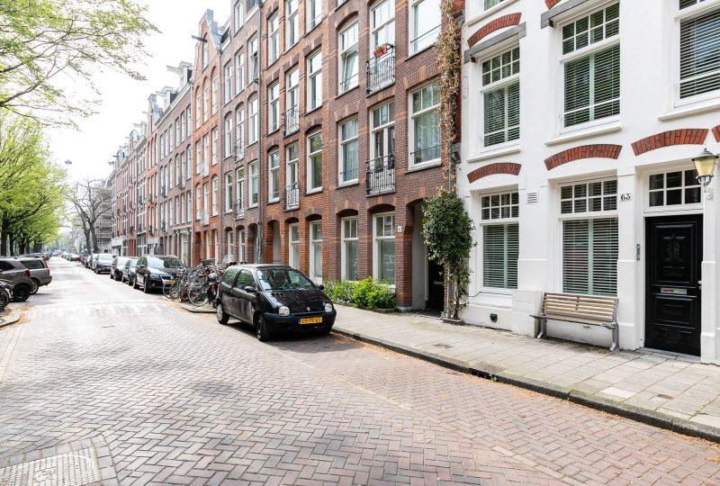 Amsterdam – Cornelis Anthoniszstraat 63/hs