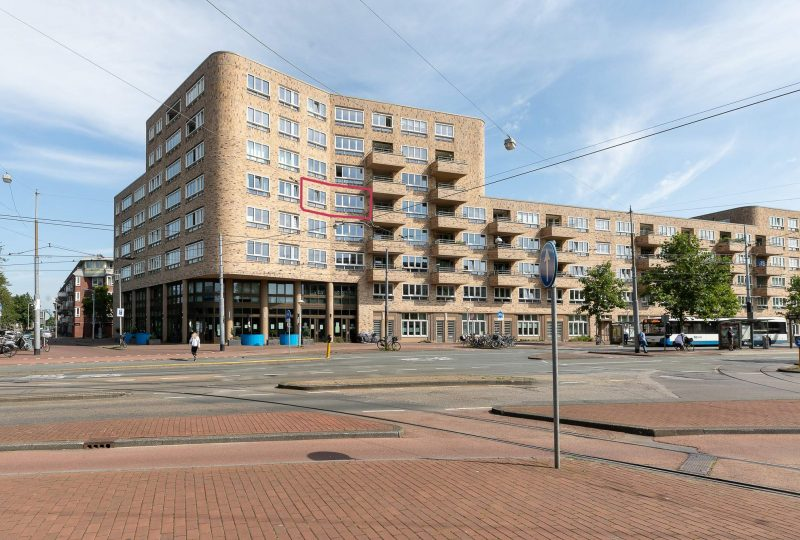 Amsterdam – Tweede Atjehstraat 6A + PP
