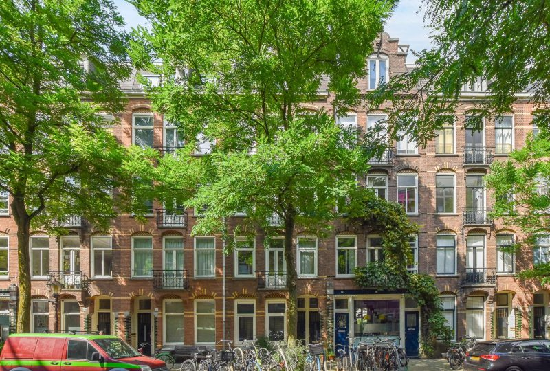 Amsterdam – Wilhelminastraat 176III/IV