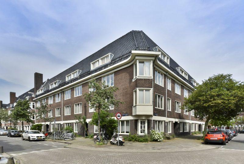 Amsterdam – Eendrachtstraat 19-II